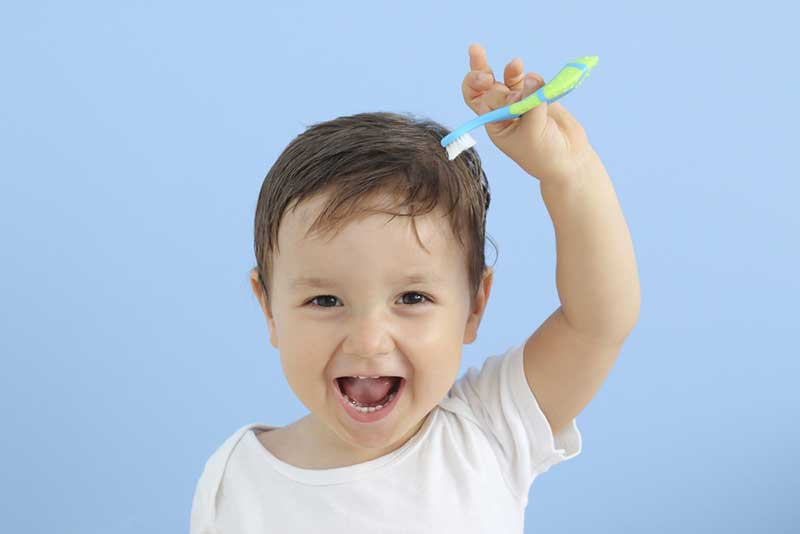 Pediatric Dentist in Westmont, IL - Laser Frenectomy